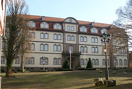 Rotenburg an der Fulda - castle landgrave Rotenburg - Wikipedia, the free encyclopedia