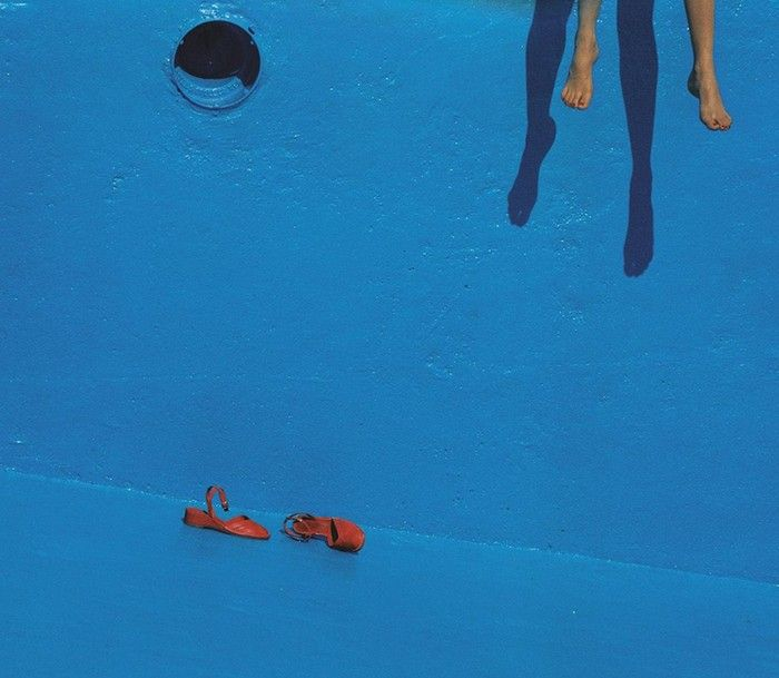 Charles Jourdan, Spring 1978 Photography by Guy Bourdin, Courtesy of the Guy Bourdin Estate and the Louise Alexander Gallery