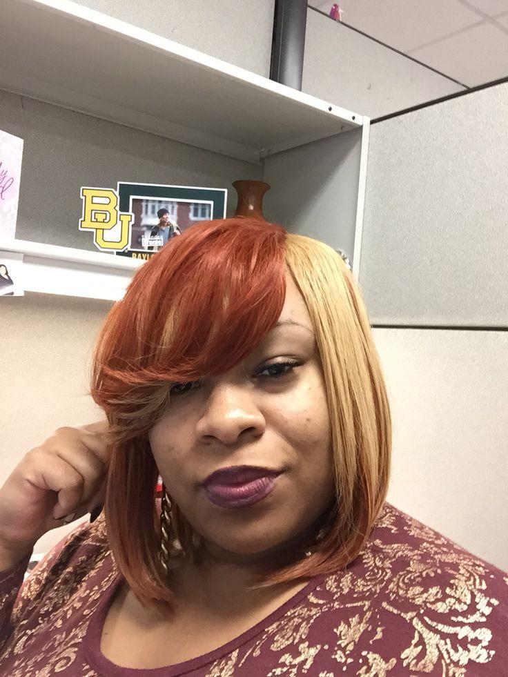 Enjoyable Quick Weave Bob Quick Weave And Hue On Pinterest Short Hairstyles For Black Women Fulllsitofus