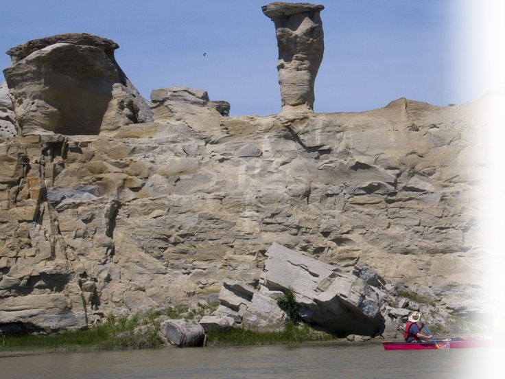 Writing on Stone Provincial Park - AB