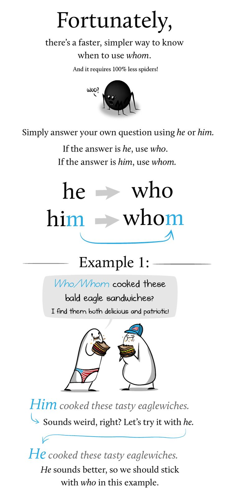 who vs whom, via the Oatmeal