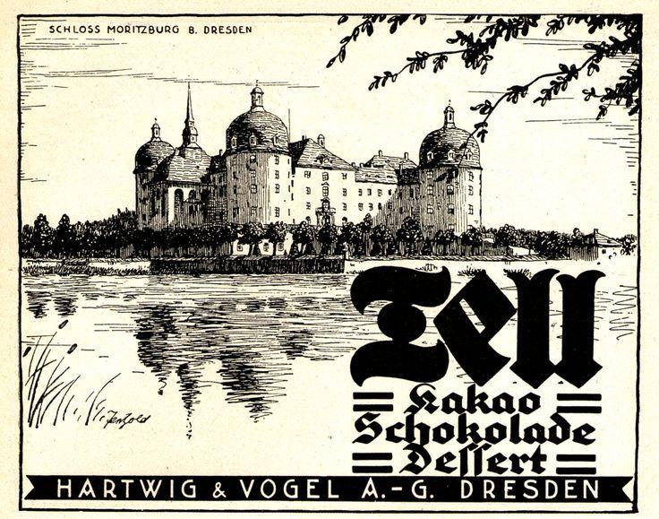 KAKAO / SCHOKOLADE - originalanzeigen.de