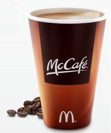 FREE Small McCafe Coffee at McDonald's (September 16-29) – No Purchase or Coupon Necessary!
