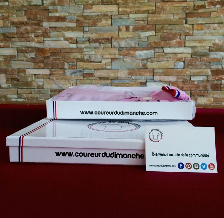 Packaging Coureur Du Dimanche