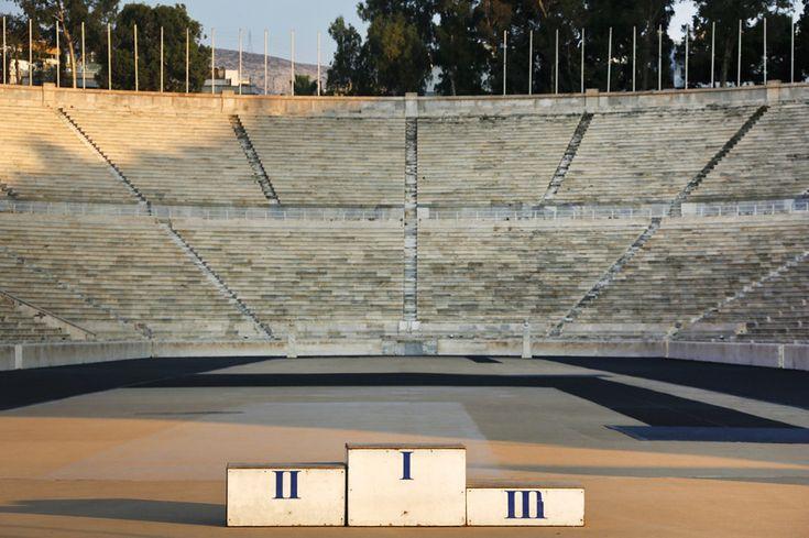 1. Atenas, Grécia — Jogos Olímpicos de 1896 e 2004 | 22 fotos de vilas olímpicas abandonadas