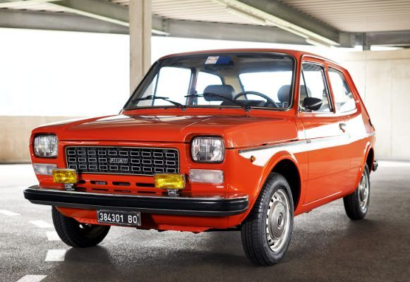 Fiat 127 Spezial Mcm Leasing With Images Fiat Cars Fiat