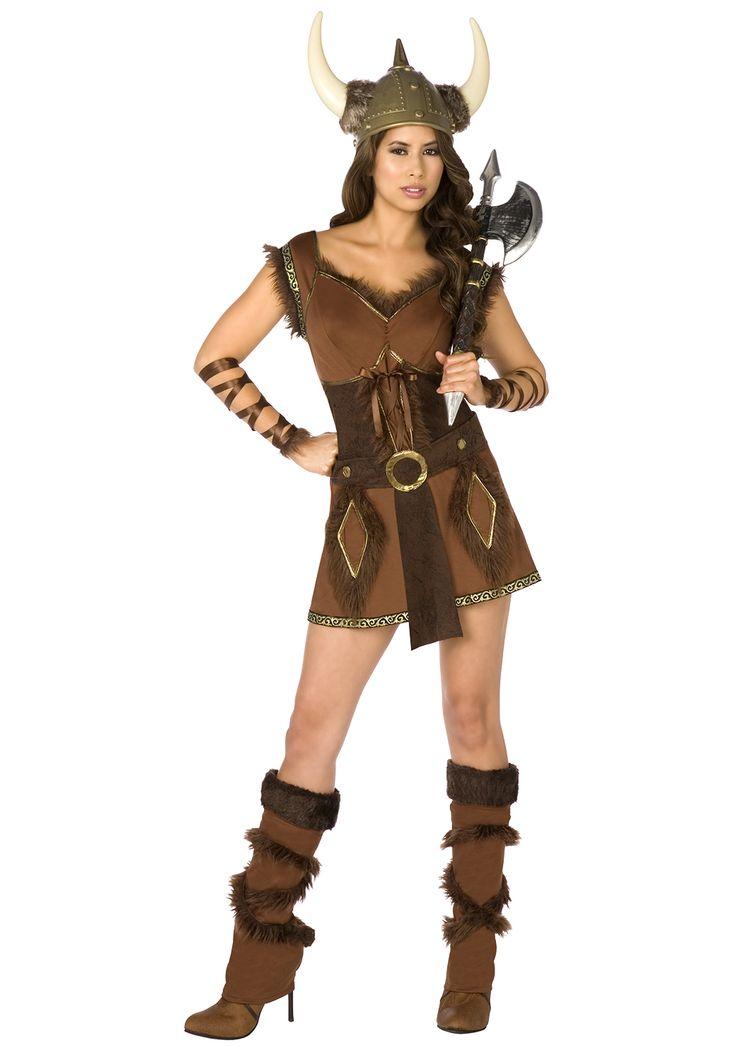 how to make a viking costume female
