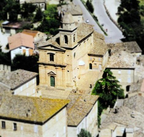 Montottone, Fermo, Marche, Italy