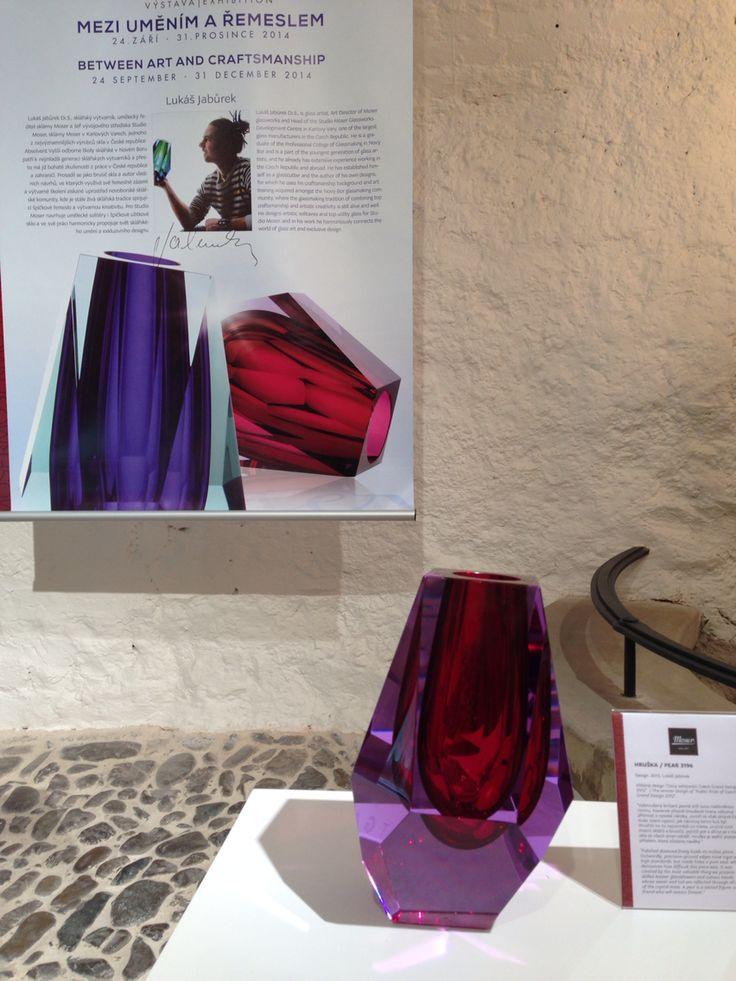 Moser glaswerk uit Praag