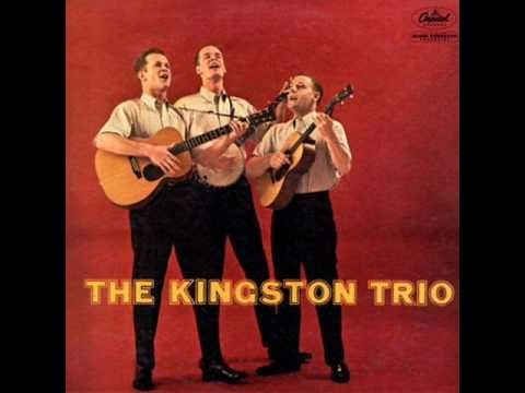 Three Jolly Coachmen By The Kingston Trio  ...for tonight merry ill be tomorrow well be sober