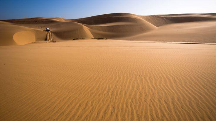 Namibia 4x4 self-drive safari across the desert with Ker & Downey Africa #adventuresafari #bucketlist #namibia