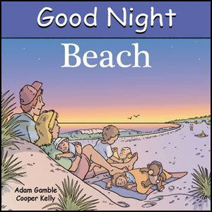 Goodnight Beach - Islands Art & Books. Love these books. Actually have a few. Beach, NJ, North Pole and others.