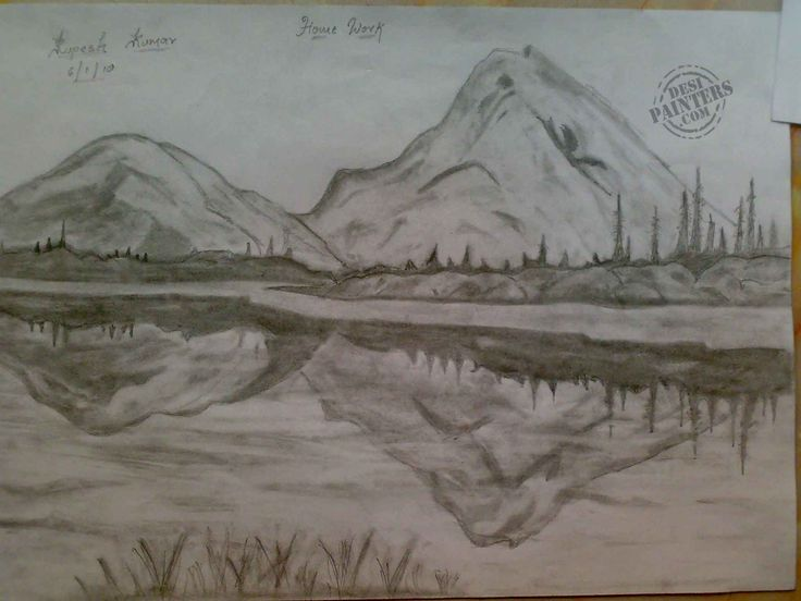 pencil sketch art designs PHotos : Pencil Sketches Of Sceneries Photos Wallpapers Images Pics Collections