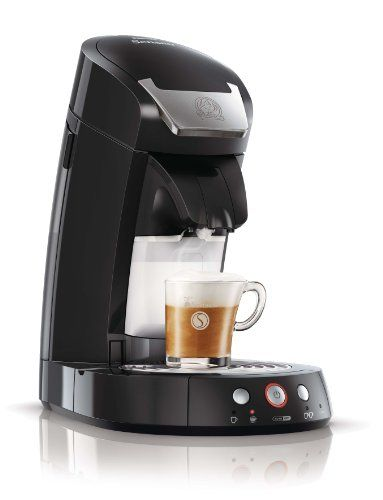 Philips HD7853/61 Senseo Cappuccino - Cafetera de monodosis
