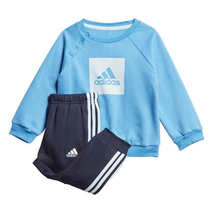 adidas ensemble de survêtement badge of sport crew bébé