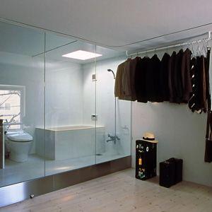 建築 デザイン | 傑作の狭小住宅20 | 賃貸スペースのある男の城 | For M