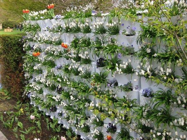 Vertical Container Gardening