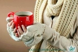 Hot drinks for the cold weather
