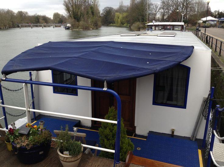 European Waterways - MagnaCarta, Outer decking