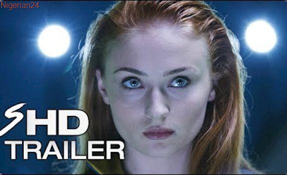 X-Men: Dark Phoenix (2018) Teaser Trailer #1 - Sophie Turner, Jennifer Lawrence (Concept)