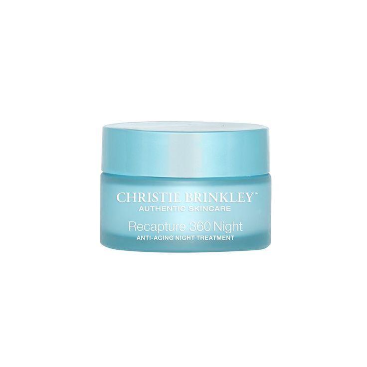 Christie Brinkley Authentic Skincare Recapture 360 Night Anti-Aging Night Treatment, Multicolor