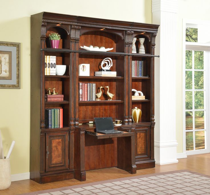 Parker House Bookcase   Large Home Office Furniture Check More At  Http://fiveinchfloppy