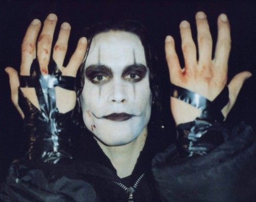 The Crow - brandon-lee Photo