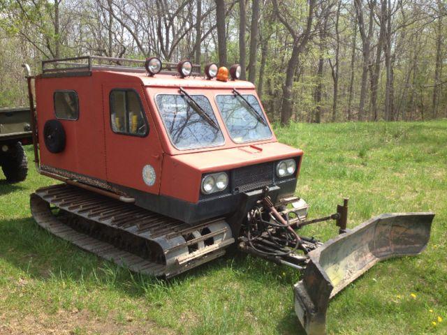 Military Vehicles For Sale Canada >> 1972 Thiokol / LMC 1404 Imp snowcat groomer track vehicle | autre | London | Kijiji | tracked ...