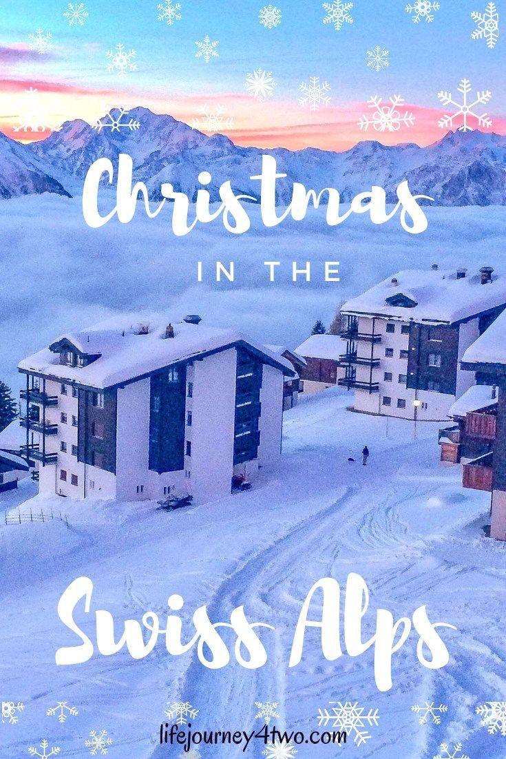 Christmas Skiing 2020 Switzerland Spending Christmas in Bettmeralp, in the Swiss Alps, was just