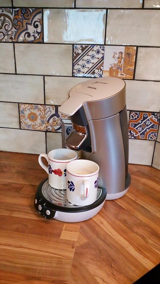 My Senseo coffee maker
