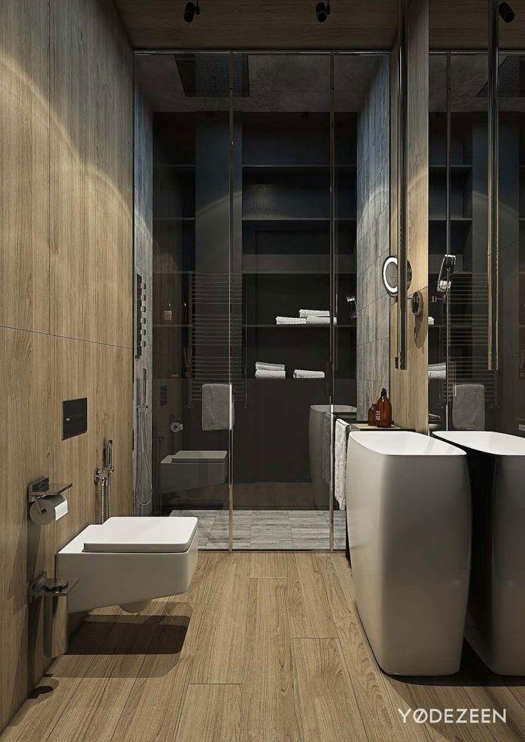 Yodezeen Designs a Modern Residence in Tbilisi, Georgia | HomeDSGN
