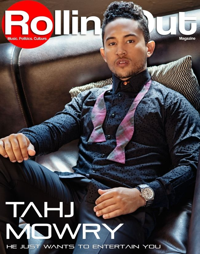 Tahj Mowry: He just wants to entertain you - Rolling Out