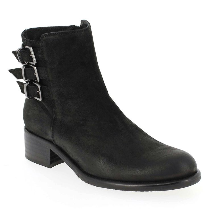 Chaussure A&M 4508 Noir 4500401 pour Femme | JEF Chaussures