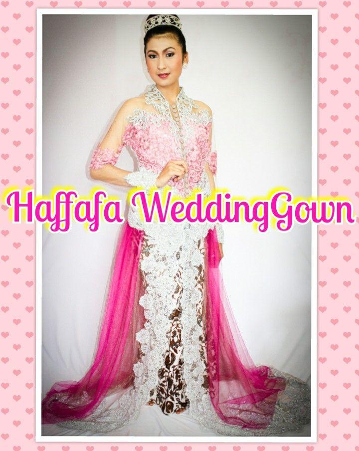 Open PO kebaya pengantin ekor panjang payet jepang warna silver pink sist,,  Warna dan size bisa request loh..