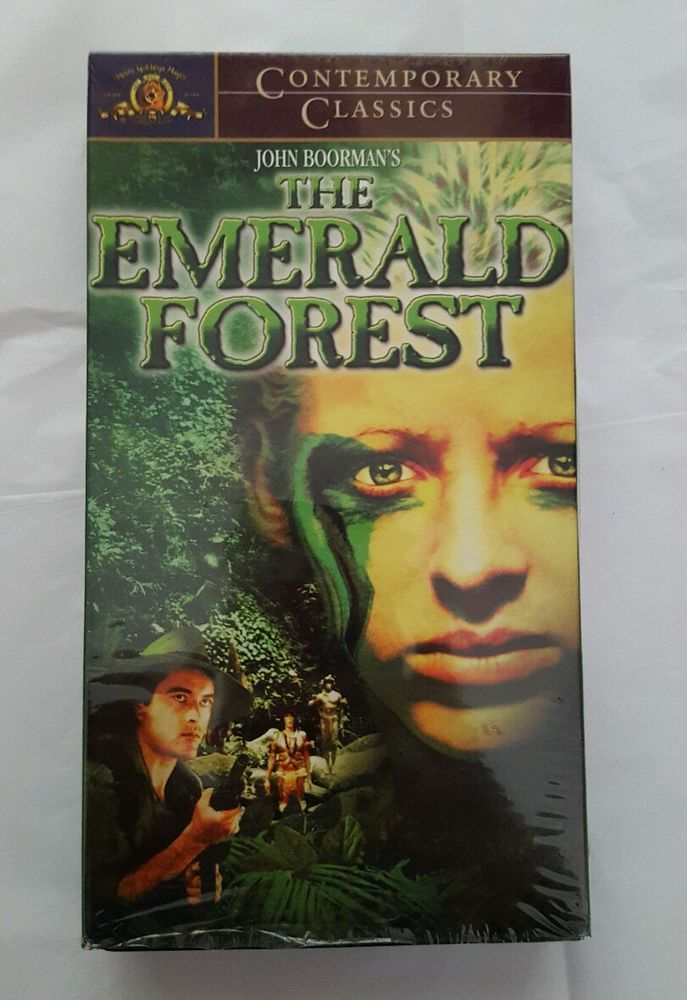 The Emerald Forest (VHS, 2000) Powers Boothe, Meg Foster in DVDs & Movies, VHS Tapes | eBay