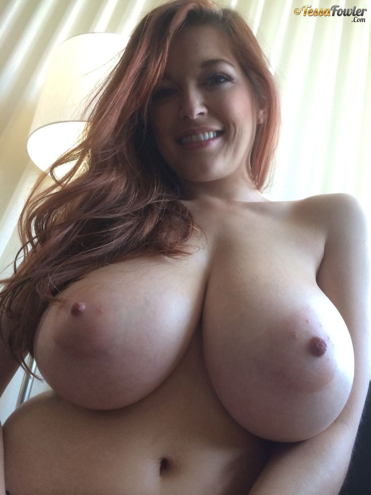 Big natural tits being fucked