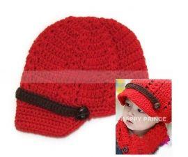 Cap rood