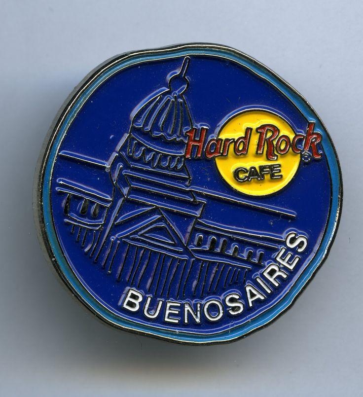 Buenos Aires - Hard Rock Cafe Pin