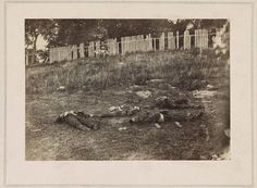 Dead at the Battle of Antietam you won- American Civil War. Library of Congress Prints & Photographs Division LC-DIG-ds-05194  10 Bloodiest Battles of the Civil War: Battle of Antietam - The Battle of Antietam occurred between September 16-18, 1862 in Maryland. It resulted in 23,100 casualties. While the result of the battle was inconclusive, it did give a strategic advantage to the Union.
