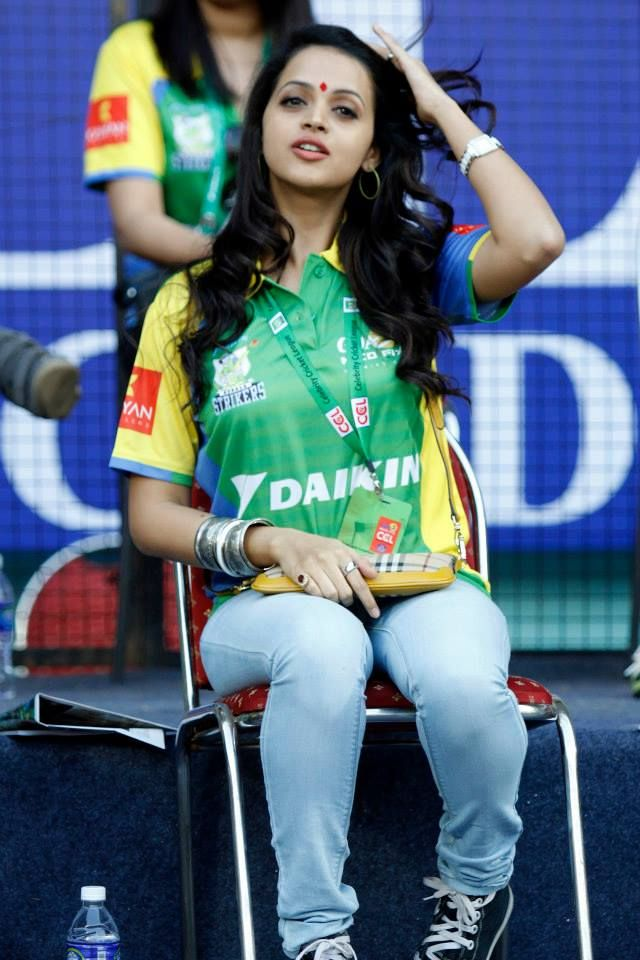 Bhavana Menon at CCL 4