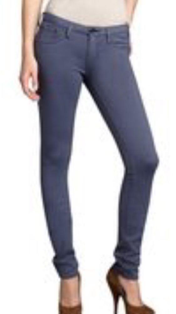 ADRIANO GOLDSCHMIED The Legging Super Skinny Women's Sz 31 X 31 New! $148 #AGAdrianoGoldschmied #SlimSkinny
