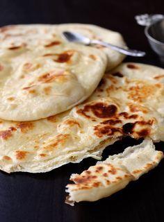 Naan - Indisches Fladenbrot » Taste of Travel