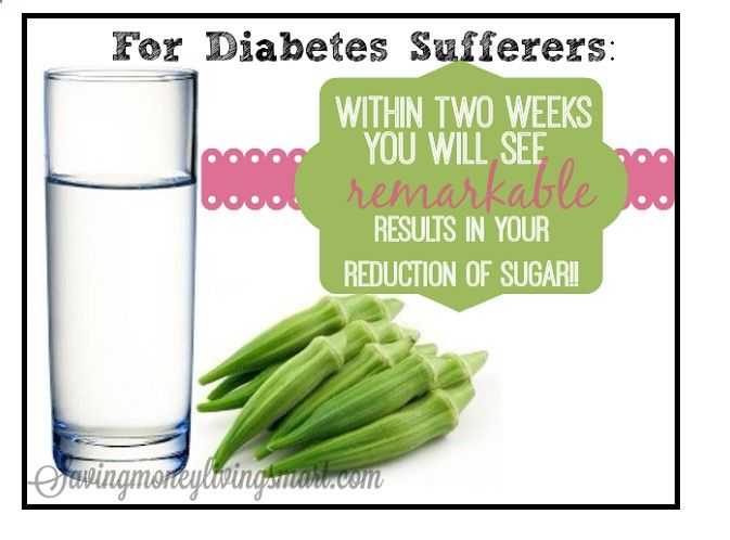 Okra Water can reduce your sugars? #health #tips and #tricks