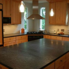 SLATE! Lace Slate Countertop 285x285 Slate Countertops For Your Kitchen And  Bathroom