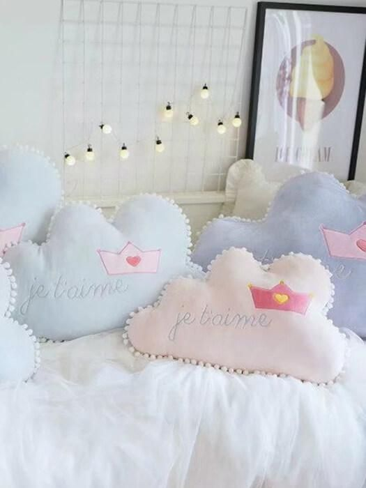 31c96c314e10 Best Cloud Crown Throw Pillow 50% OFF+FREE SHIPPING - Chill and Slay ...