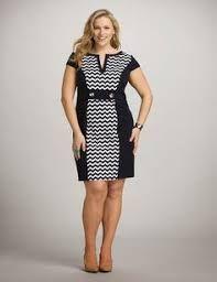 Resultado de imagen para vestidos combinados para señoras