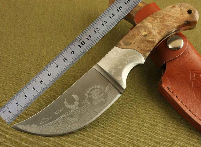 Application:HuntingKnifeDIYSupplies:WoodworkingBladeProduct materials:StainlessSteelType:FixedBladeKnifeHandleProduct materials:Other