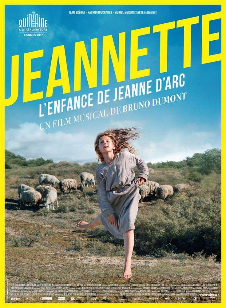 Jeannette l'Enfance De Jeanne D'Arc  Entre adaptation des écrits de CharlesPeguy et comédie musicale rock: le nouveau délire de Bruno Dumont  Memento Films