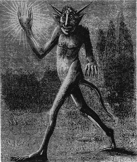 Evil Demons, Devils & Imps From 'The Infernal Dictionary