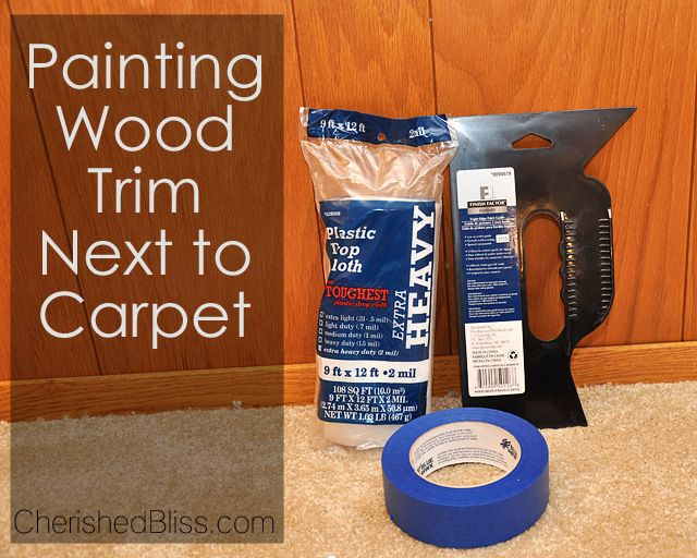 25 best ideas about painting wood trim on pinterest painting trim tips paint trim and. Black Bedroom Furniture Sets. Home Design Ideas